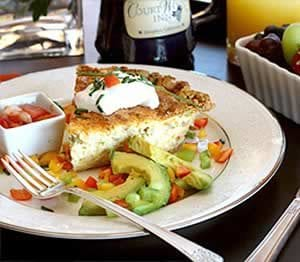 Courtwood Inn Breakfast