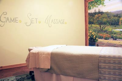 The Spa at The Courtwood Inn