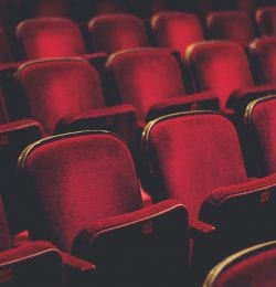 seats at the theatre